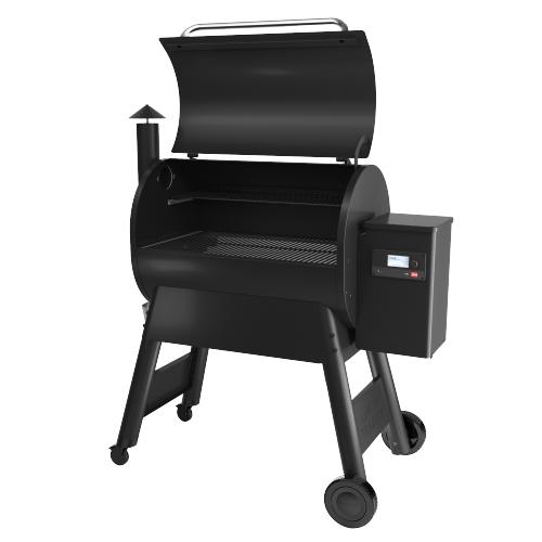 Gallery - Traeger Pro 780 Pellet Grill - Black