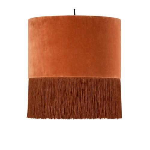 Atolla Brick Tassel Table Lamp