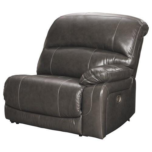 Hallstrung Right-arm Facing Power Recliner