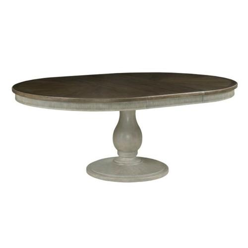 American Drew - Octavia Dining Table Complete