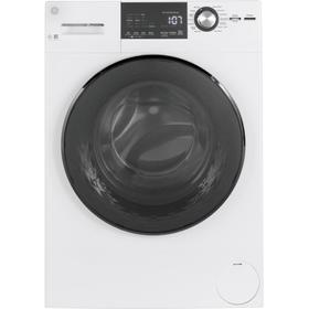 """GE® 24"""" 2.4 Cu. Ft. ENERGY STAR® Front Load Washer with Steam"""