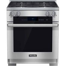 "HR 1924 DF 30"" Dual Fuel Range - DF"
