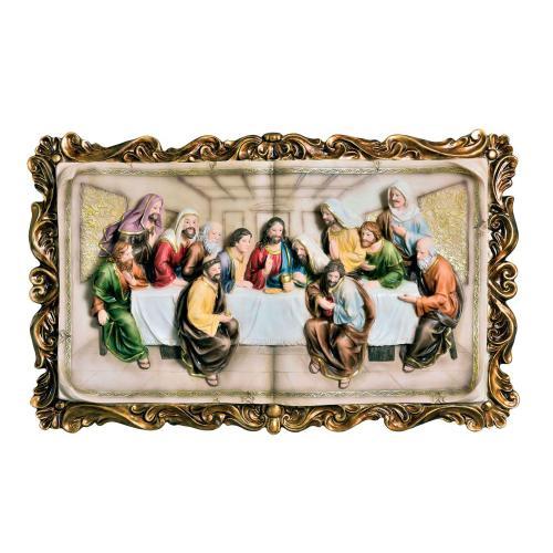 Furniture of America - Homili Last Supper Plaque