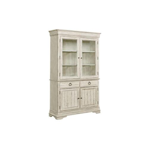 Gallery - Rainer Display Cabinet - Complete