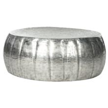 Dara Coffee Table - Silver