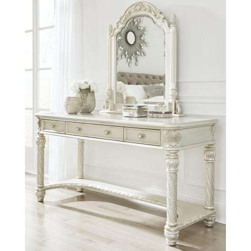 Cassimore Vanity and Mirror