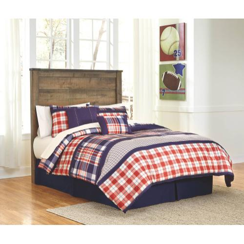 Full Size Bedroom Set: Full Pannel Bed, Nightstand, Dresser & Mirror