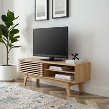 "See Details - Render 48"" TV Stand in Oak"