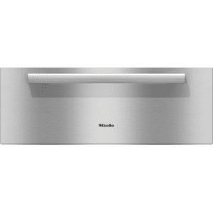 ESW 6580 - 30 inch warming drawer with 10 13/16 inch front panel height with the low temperature cooking function - much more than a warming drawer. Product Image