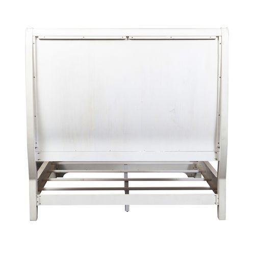 Liberty Furniture Industries - King Sleigh Headboard