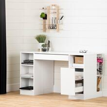 Crea - Craft Table, Pure White