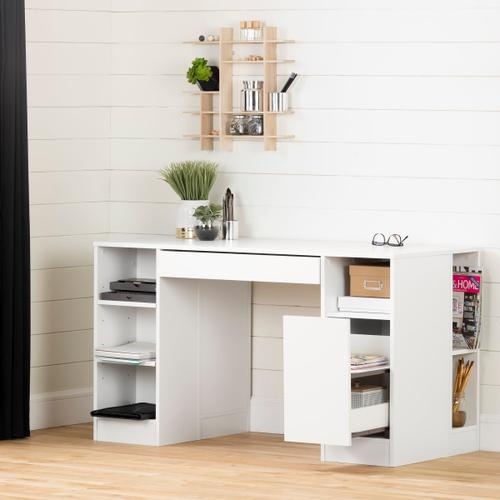 Crea - Craft Table, Pure White