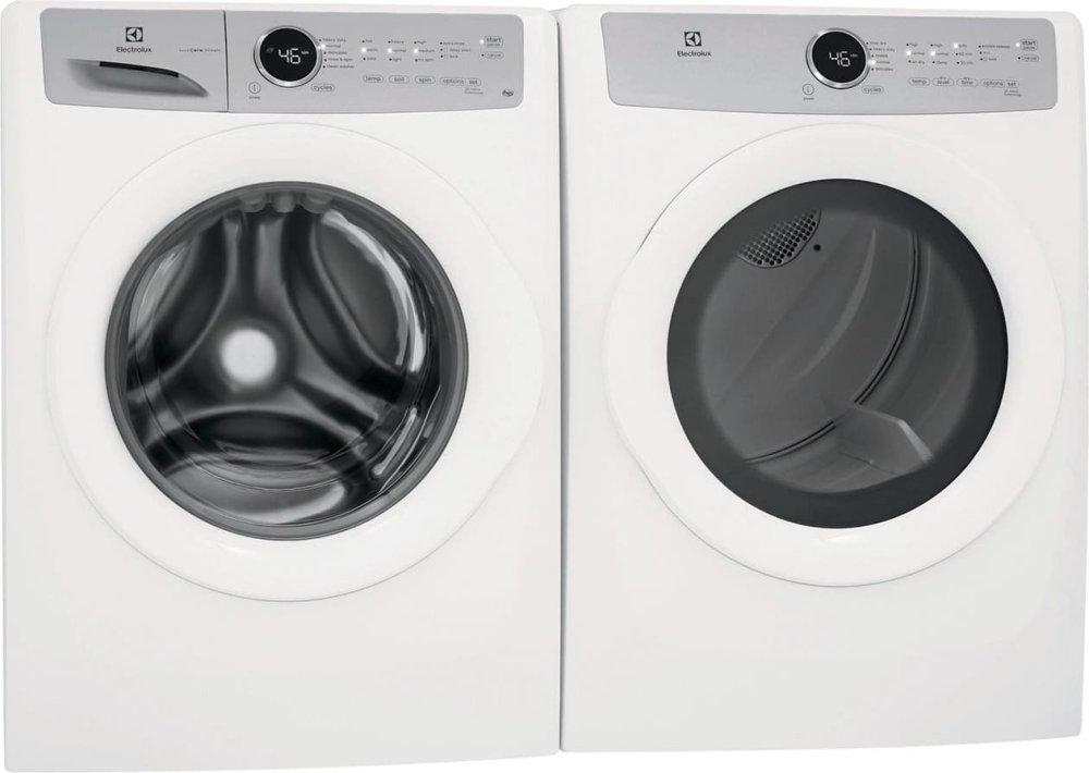 Front Load Electric Dryer with 5 cycles - 8.0 Cu. Ft. Photo #4