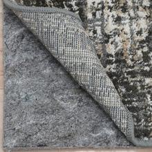 Abstract Stria, Walnut- Rectangle