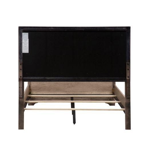 King Uph Panel Headboard & Footboard