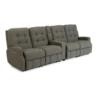 See Details - Devon Power Reclining Sectional with Power Headrests