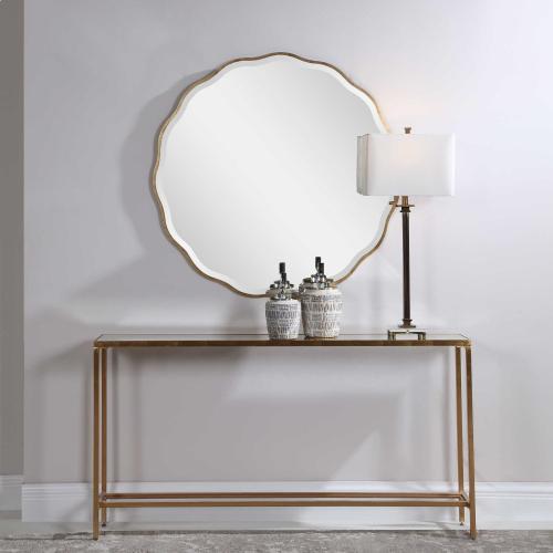Uttermost - Aneta Round Mirror