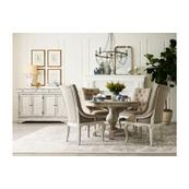 Lloyd Pedestal Dining Table Complete