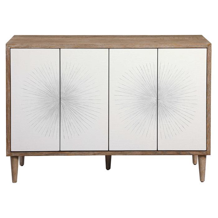 Uttermost - Dani 4 Door Cabinet