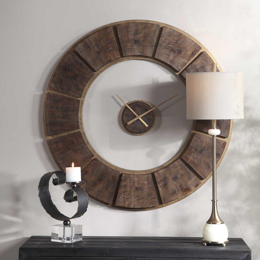 See Details - Kerensa Wall Clock