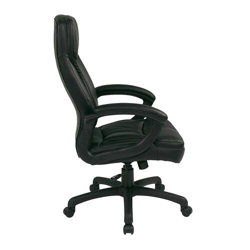 Executive High Back Bonded Leather Chair