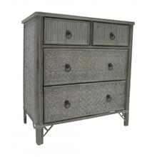 Toronto Four Drawer Split Chest