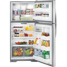 GE® ENERGY STAR® 20.0 Cu. Ft. Top-Freezer Refrigerator