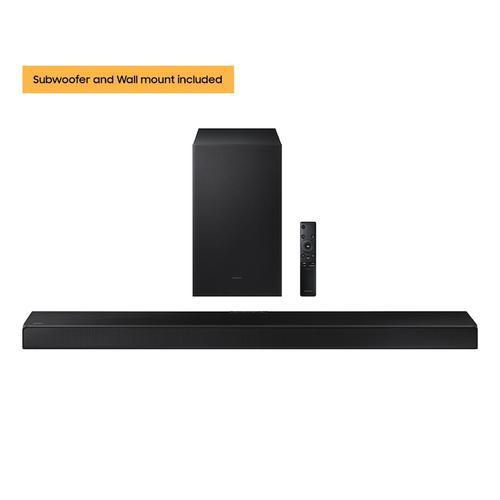 Samsung - HW-A55C 3.1ch Soundbar w/ Dolby 5.1 / DTS Virtual:X (2021)