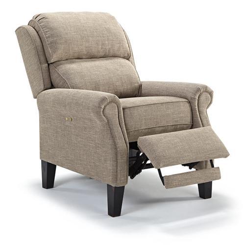 Best Home Furnishings - JOANNA High-Leg Recliner