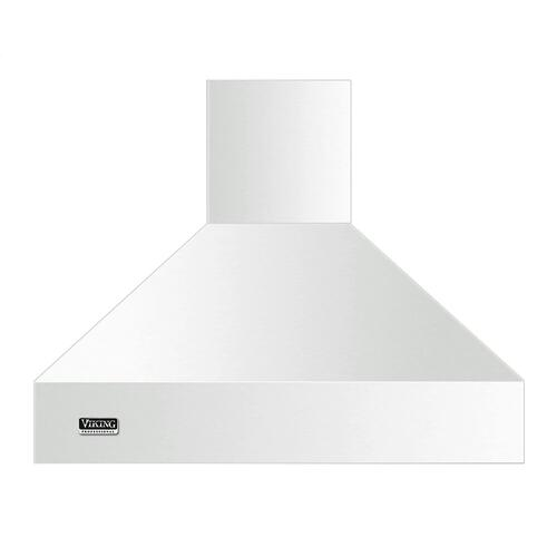 "42"" Wide 18"" High Chimney Island Hood - VCIH Viking 5 Series"
