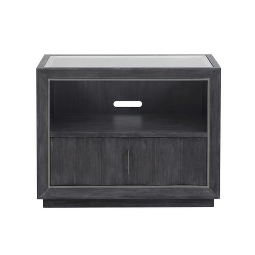 Echo Bachelor's Chest in Charcoal