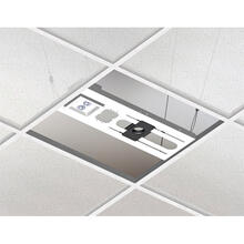"""See Details - Above Tile Suspended Ceiling Kit & 3"""" Fixed Pipe"""