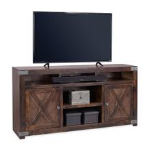 "65"" Console in Fruitwood Finish"