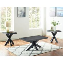 Harris 3-Piece Set (Cocktail & 2 End Tables)