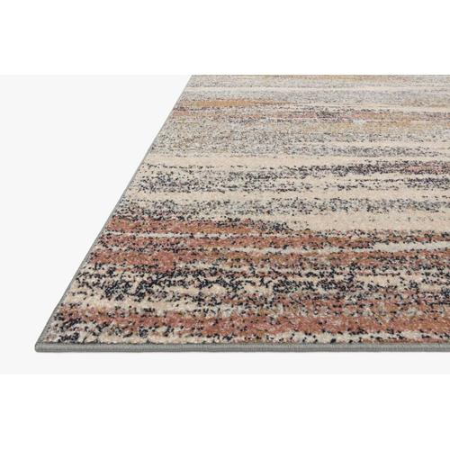 BOW-04 Pebble / Multi Rug