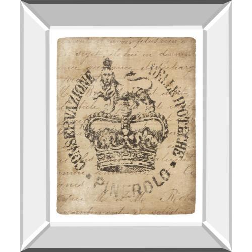Classy Art - Vintage Seal Iv V2 By Wild Apple Portfolio
