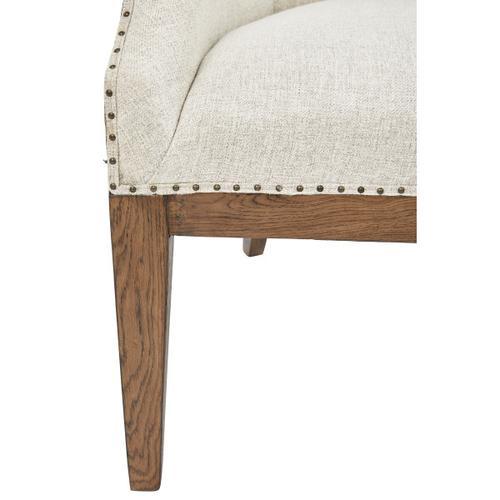 Deconstructed Arm Chair - Linen