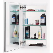 View Product - Mirror Cabinet MC21244 - Stainless Steel