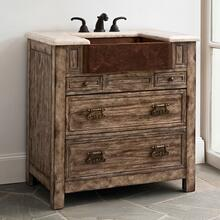 See Details - Bedford Ridge Sink Chest - Vintage Finis