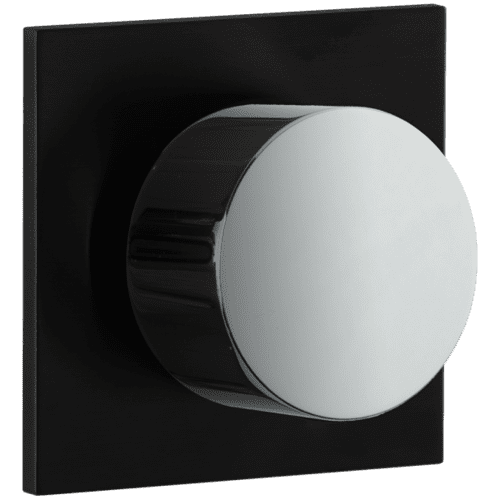 Volume Control Trim Kit R+S Chrome/Black