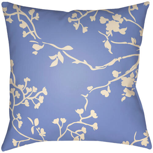 "Chinoiserie Floral CF-003 22""H x 22""W"