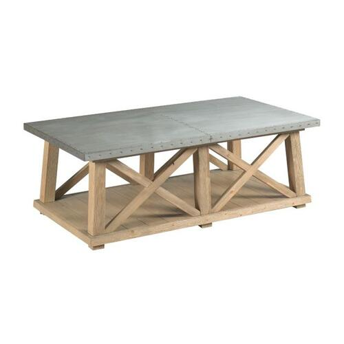 Gallery - TRUSS COFFEE TABLE