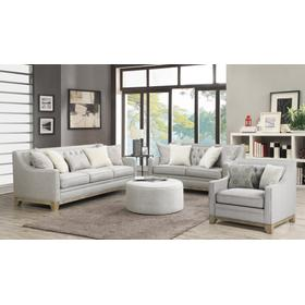 Jaizel Sofa & Loveseat Grey