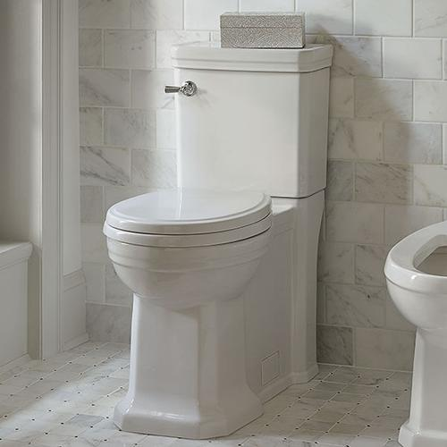 Dxv - Fitzgerald Two-Piece Elongated Toilet - Canvas White