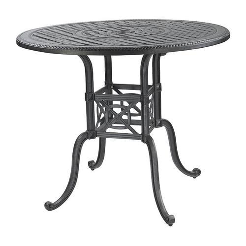 "Gensun Casual Living - Grand Terrace 48"" Round Bar Table"