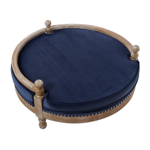Tov Furniture - Hound Navy Pet Bed