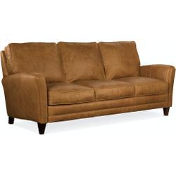 Bradington Young Zion Stationary Sofa 8-Way Hand Tie 600-95