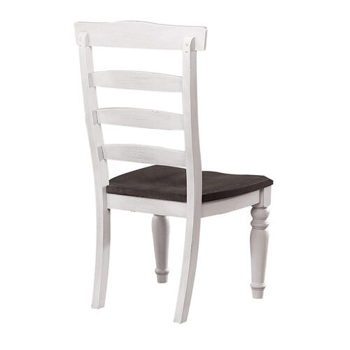 French Chic Ladder Back Chair