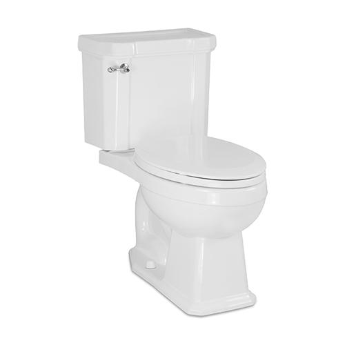 Icera - White RICHMOND Two-Piece Toilet