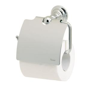 Kingston Toilet Roll Holder With Lid